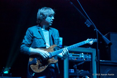 Trey , Phish 8/15/12